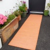 Terracotta Mottled Indoor | Outdoor Rug - Patio