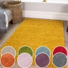 Affordable Soft Shaggy Living Room Rugs - Choose Your Colour