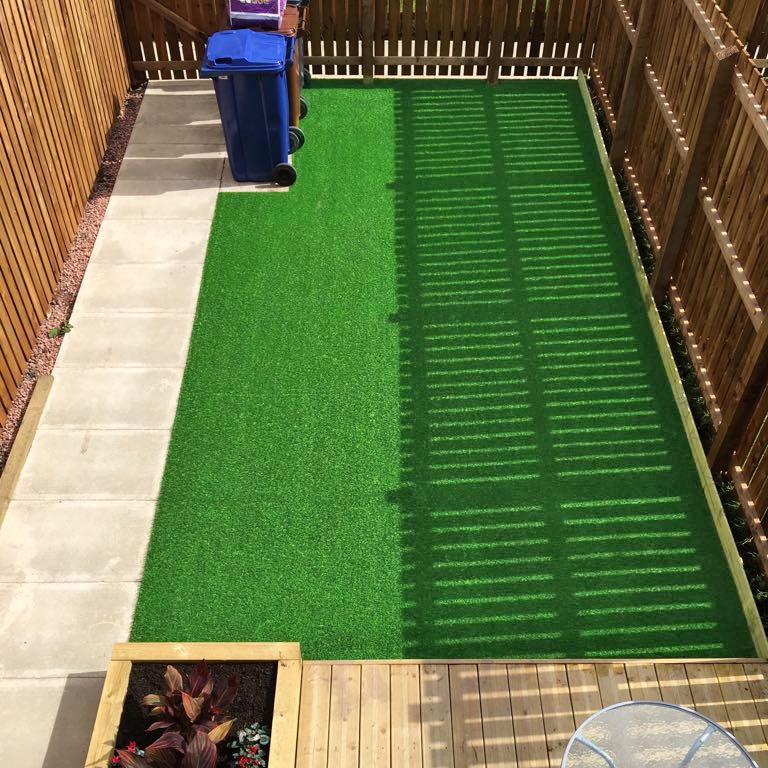 Realistic Affordable Artificial Grass - 2 Meters Wide